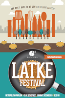 6th Annual Latke Festival