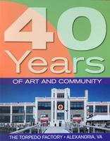 Torpedo Factory's 40th Anniversary Book Signing Event