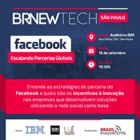 BRNewTech - Facebook: Escalando Parcerias Globais