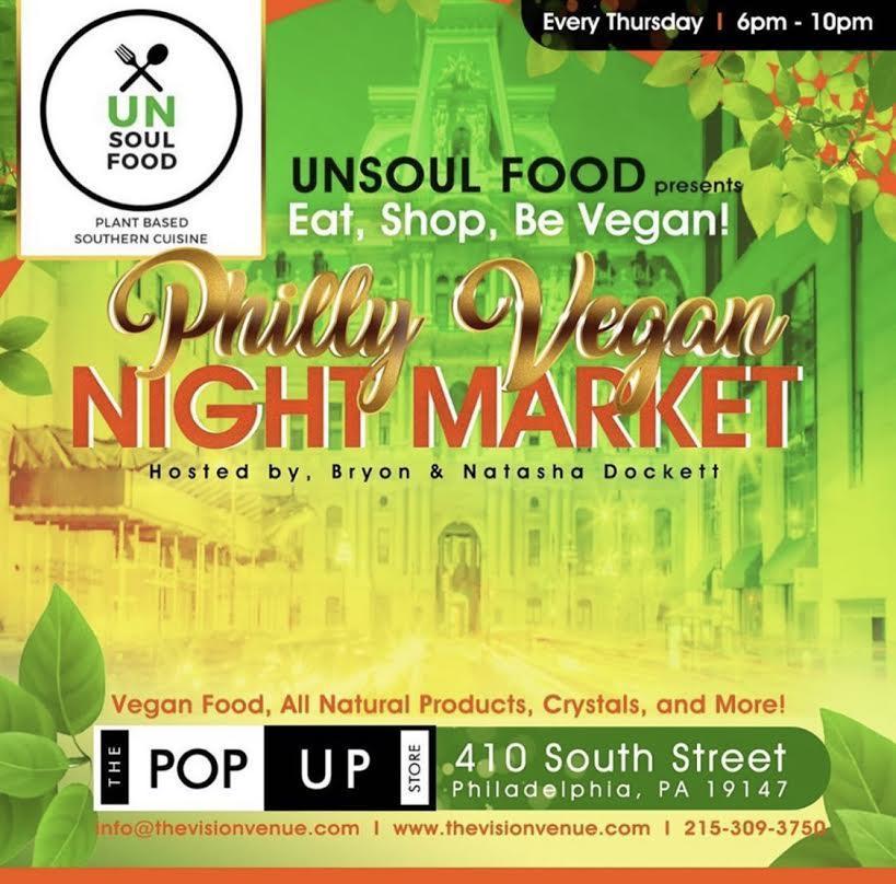 Vegan Night Market