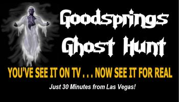 Goodsprings Ghost Hunt