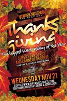 Thanksgiving Eve 2012: The biggest Wednesday of the Year!...