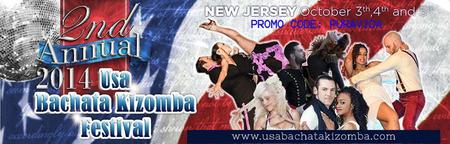 New Jersey Bachata & Kizomba Congress - 2nd Annual