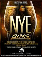 New Years Eve 2013 At Linkin House