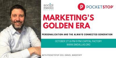 Social Media Dallas and PocketStop Presents:...