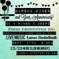 Barsha's 2nd Year Anniversary!