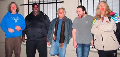 Cast of Clowns featuring Melvin Seals & Stu Allen +...