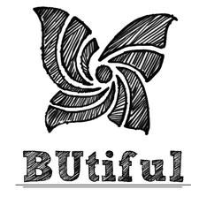 BUtiful, the young filmmaker festival logo