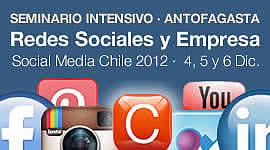 Antofagasta - Seminario Redes Sociales y Empresa -...