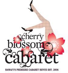Cherry Blossom Cabaret logo