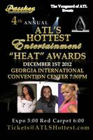 TONIGHT! Come walk ATL's Hottest Red Carpet! Hottest Awards...