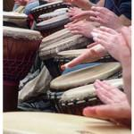 November Drum Circle with Bob Laake