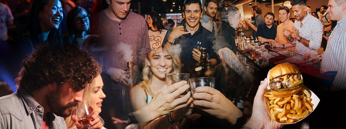Scissors & Scotch and Flaviar Present The WhiskyX Denver After Party