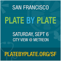 5th Annual Plate by Plate Tasting Benefit