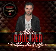 Ado's 'CODE RED' Birthday Bash Affair