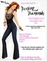 Diamonds and Denim Girls Night Out