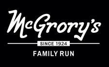 McGrory's, Culdaff logo