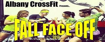 Albany CrossFit Fall Face Off