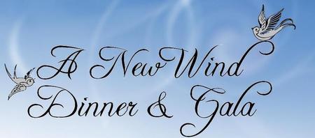 A New Wind Dinner & Gala 2013