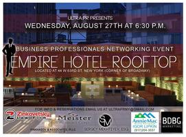 ULTRA.PR Business Professionals Networking Event