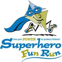 Superhero Fun Run/Walk 2014