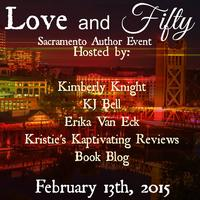 Love and Fifty Sacramento Author Signing