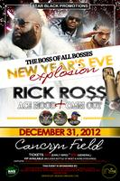 Star Black Promotions: Boss of all Bosses New Years...