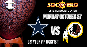 Cowboys Vs Redskins VIP PACKAGES w/ Michael Irvin