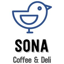 Sona Coffee & Deli logo