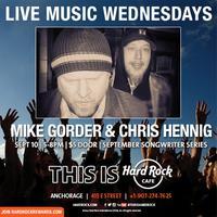 Hard Rock September Songwriter Series - General...