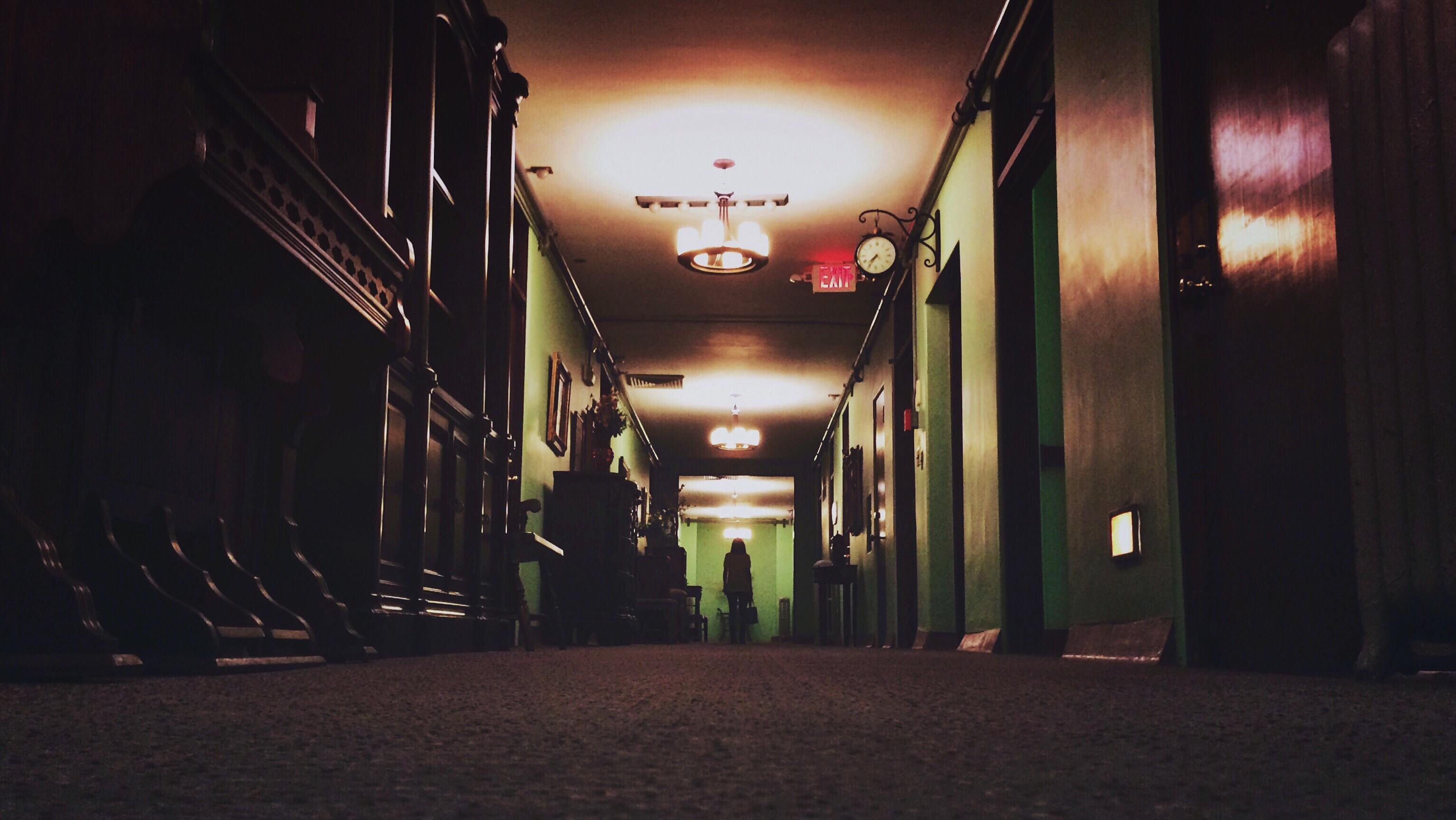 Haunted Hotel Halloween Ball 2019