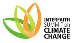 Interfaith Summit on Climate Change: Monday morning...