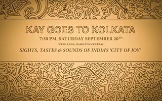 Kay Goes to Kolkata