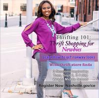 Thrifting 101: Thrift Shopping for Newbies