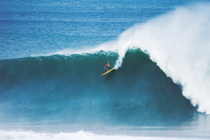 To the Edge and Back, a Big Wave Journey     SOLD OUT