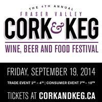 2014 Fraser Valley Cork & Keg - Trade & Media