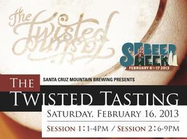 TWISTED TASTING 2013 EVENING SESSION (6-9PM)