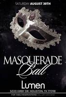 Lumen Lounge Masquerade Ball