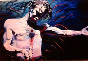 Jesse Borrego Presents Sangre Por Arte en San Anto