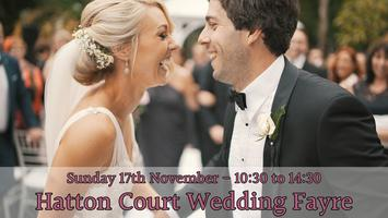 Wedding Fayre at Hatton Court