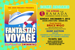The Josh Project's Soulfood for Swimming Fundraiser~ A...