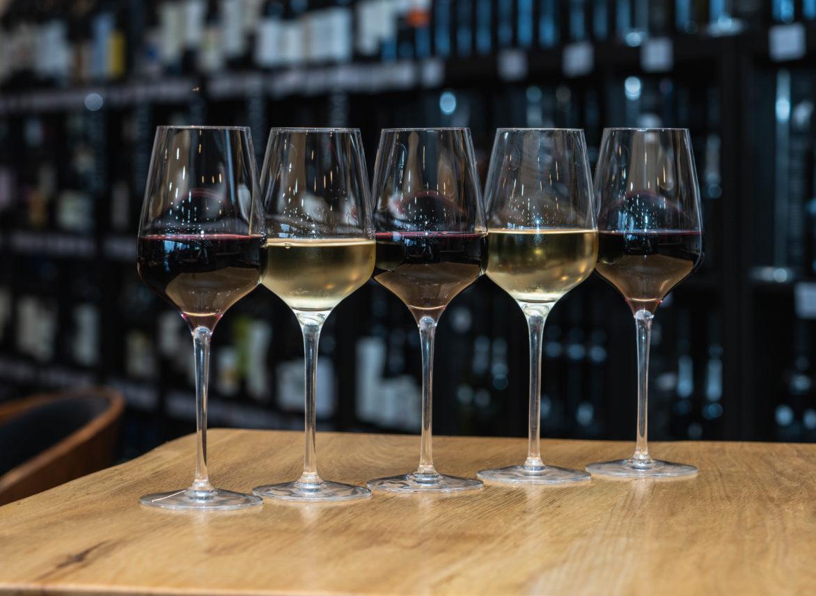 French Wine Tasting, Harvey Nichols Manchester