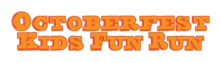 2014 Octoberfest KIDS FUN RUN Sponsored by Northstar...