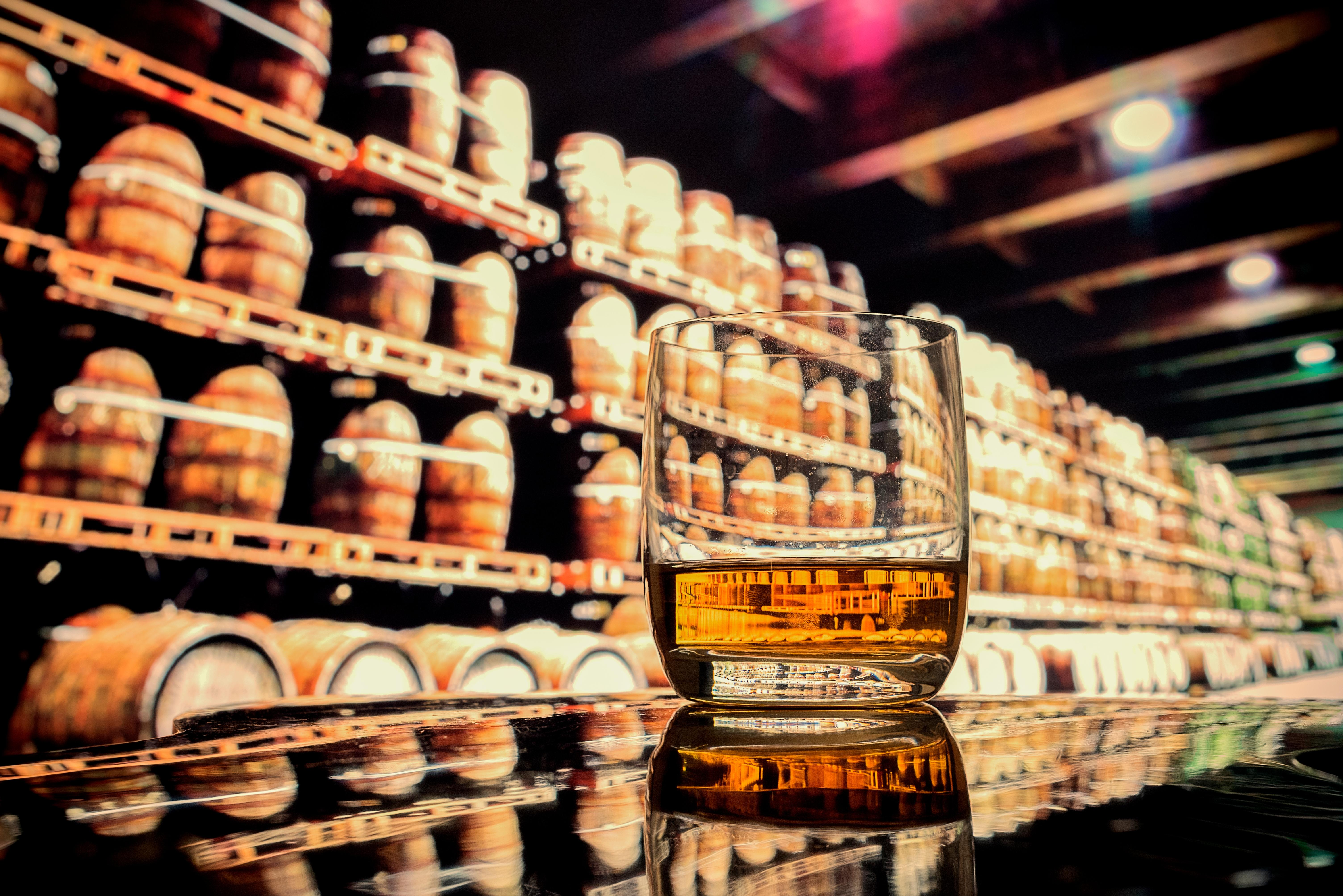 Dead Distillers Trolley Tour