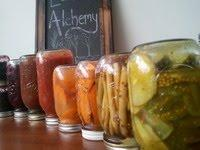 Preserving the Harvest with Edible Alchemy