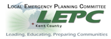 Kent County LEPC (Local Emergency Planning Committee) logo