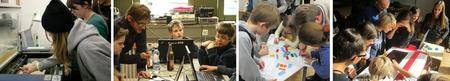 FabLab Kids: Lerne Lasern (ab 8 Jahren) (Kursleiter:...