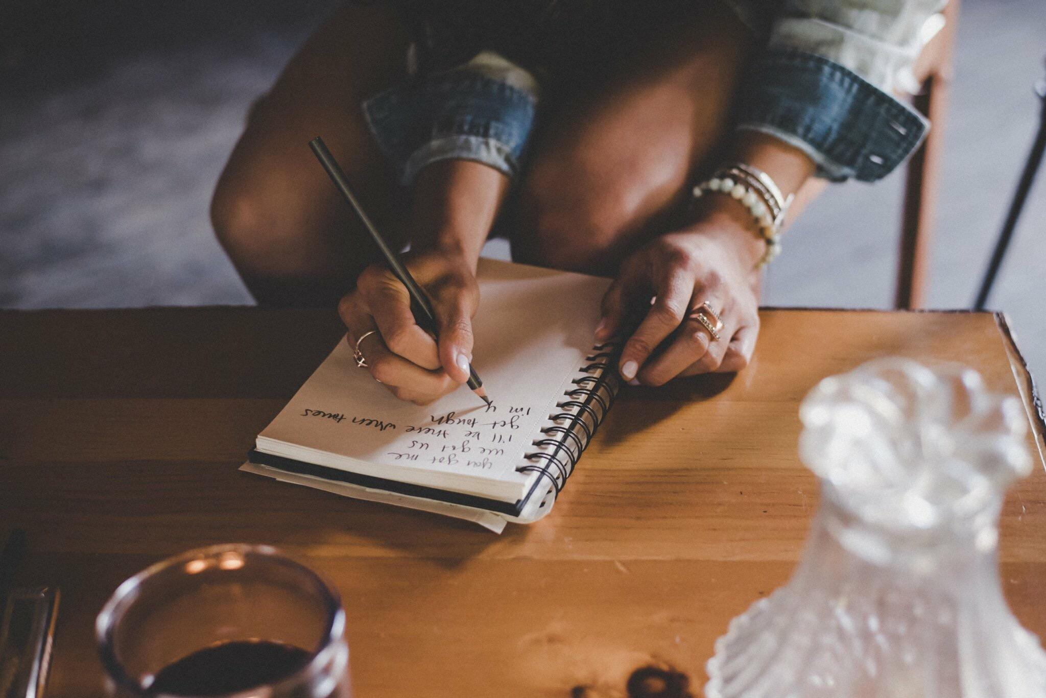 Flip the Script: An Interactive Journaling Session
