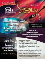 COTS' Soup City 2013