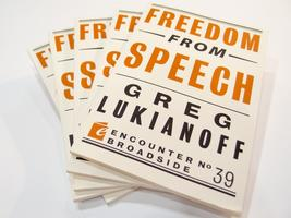 'Freedom From Speech' Release Party